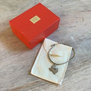 James Avery Texas Charm Bracelet